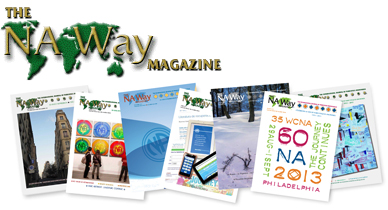 Magazine NA ways